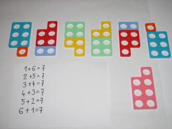 Sestavljanje števil