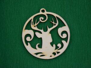 okrasek-2-leseni-okrasek-za-smrekico-božična-dekoracija-novoletna-jelka